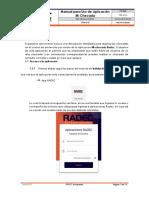Manual Uso de Aplicacion Mi Checada Radec