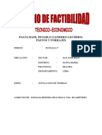 Perfil Tecnico Rosalia Buendia Palta Hass, Establo y Pastos 2018