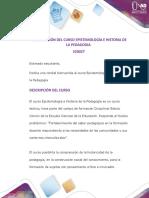 Presentación Del Curso Epistemología e Historia de La Pedagogía (3)