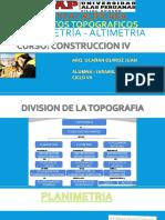 Jaramillo Meza Adriana - Planimetria y Altimetria Vii Ciclo