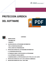 Proteccion Juridica Software