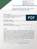 Implementación de Herramientas Para El Diagnóstico de Innovación