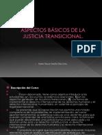 Justicia Transicional Día 1
