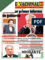 Unidad Nacional 15 de Septiembre de 2019