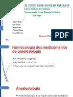 I Farmacologia Slide
