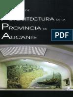 Guia de Arquitectura de La Provinvia de Alicante