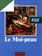 Livro - O Eu-Pele - Le Moi-peau - Didier Anzieu - Em Francês.pdf