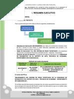 Resumen Ejecutivo Riego Rayanniyocc