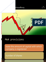 Shares – Legal Provisions