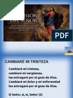 Cantos eucaristía de la Ascensión