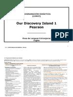 Our Discovery Island 1 LOMCE Programación General MEC