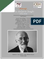 Homenaje Halperin Donghi-Colmex