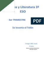 Lengua y Literatura 3º ESO 3er Trimestre