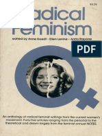 Mary Daly - The Spiritual Dimension of Women's Liberation