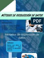 BIOESTADISTICA M. RECOLECCION DE DATOS.pptx