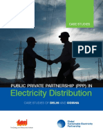 TERI GSEP PPP in Electricity Distribution Case Studies