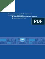 Programa electoral PPdeG del año 2009