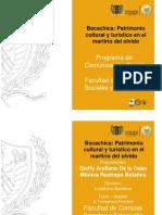 Arellano y Restrepo- Documental Bocachica