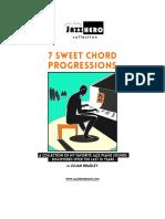 7 Sweet Chord Progressions