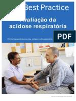 Avaliação Da Acidose Respiratória