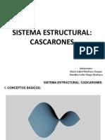 ESTRUCTURA CASCAARON