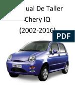 Manual taller Chery IQ