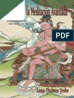 El Gozo de La Meditación Avanzada - Lama Thubten Yeshe