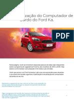 Atualização Do Computador de Bordo Do Ford Ka