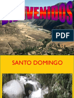 SANTO DOMINGO - MORROPON