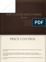 price ceiling and flooring