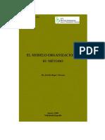 Emilio Roger Ciurana El Modelo Organizacional su Metodo