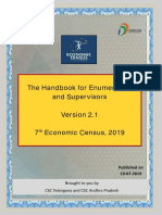 2.1 HandBook of Enumerators and Supervisors
