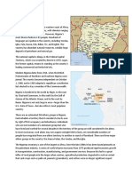 Nigeria Political Analysis