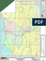 Mapa Vial de Prov Huaura 2016