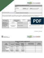 ARQ 502 - FO-TESVB-54 Planeación 2019 - Desarrollo Sustentable 2019