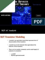BJT AC Analysis - Gdlc
