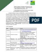 Edital Itego 022-2019 Cursos Técnicos- Santo Antônio Do Descoberto