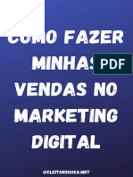 Como Fazer Minhas Vendas No Marketing Digital