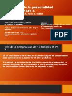 Test de La Personalidad PF.5.