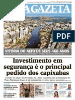 [BR] Gazeta ES 08.09