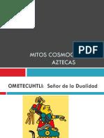 Mitos cosmogónicos aztecas