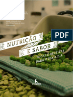 Nutricao e Sabor (Livro Digital)