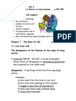 Biology Notes-Teacher (Chapters 7, 8, 9)