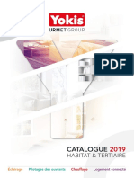 Catalogue Yokis