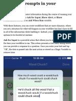 Workflow Part 25