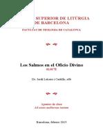 20130212 0505ISLB Los Salmos en El Oficio Divino2013