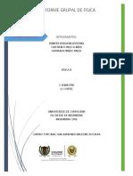 campo electrico y lineas equipotenciales informe