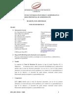 Spa Toma de Decisiones II-2019- i