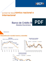 Análisis BCP Perú Agosto 2019