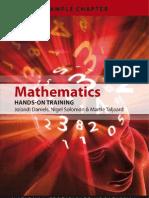 NCV2 Mathematics Hands-On Training 2010 Syllabus - Sample chapter